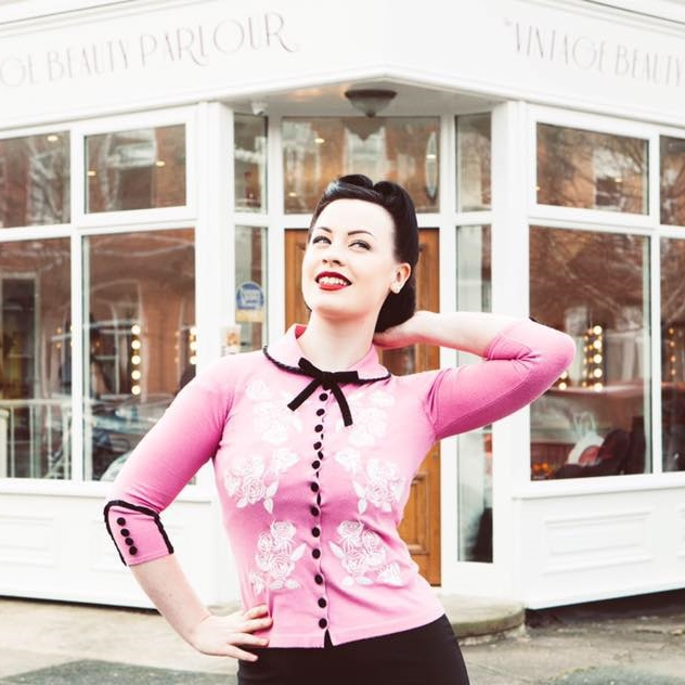 The Vintage Beauty Parlour Bethany Jane Davies